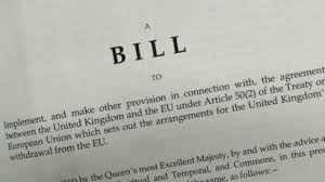 Adrian Berry EU Brexit